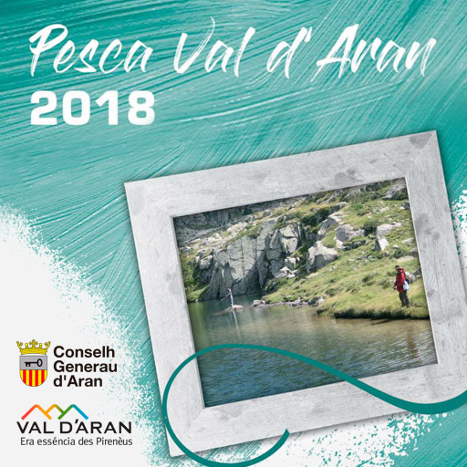 Folleto pesca Valle de Aran
