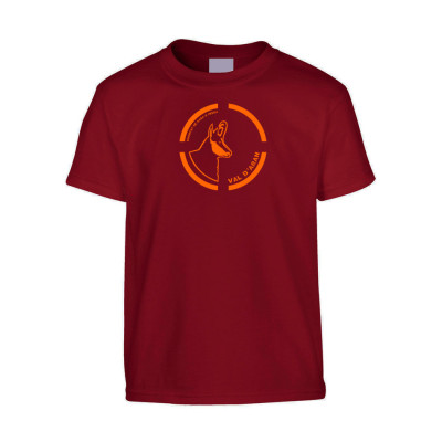 4-camisetas-infantil-roja