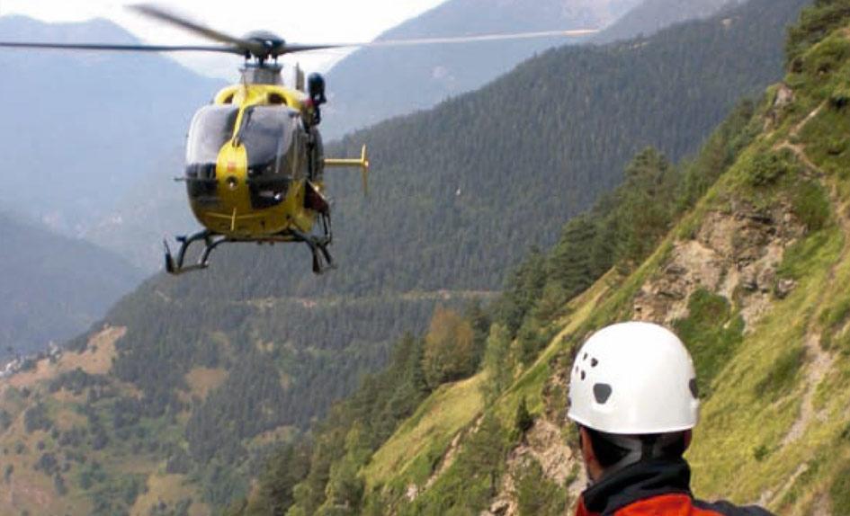 Protocolo de prevencion y seguridad en montaña