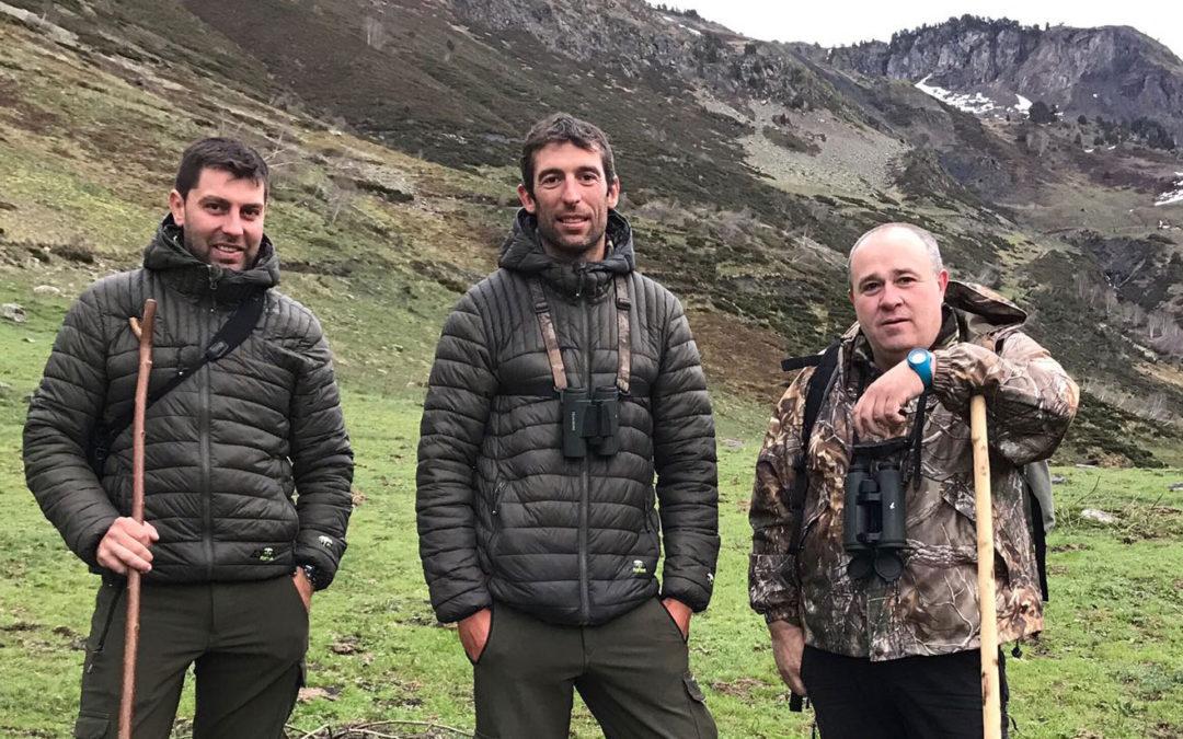 Censo de perdiz pardilla en la Val d'Aran