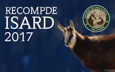 Recompde Isard 2017