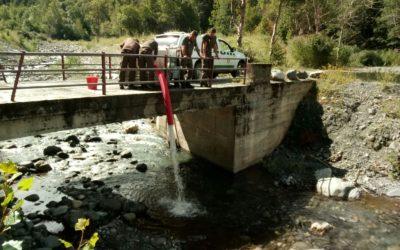 Repoblación de los ríos Barradòs, Joeu y Torán