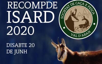 Recuento Isard 2020