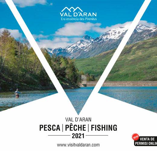 Folleto pesca Valle de Aran